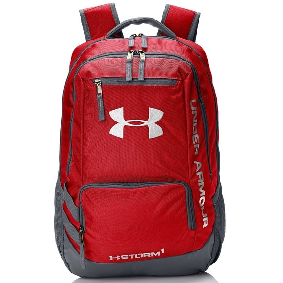 Under Armour Bags   Last One Backpack Bag Red   Poshmark 8e820c6704